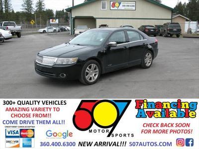 2007 Lincoln MKZ  for sale VIN: 3LNHM26T97R661598