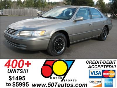 1999 Toyota Camry CE for sale VIN: JT2BG22K2X0268209