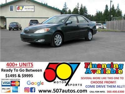 Toyota Camry 2003 for Sale in Roy, WA