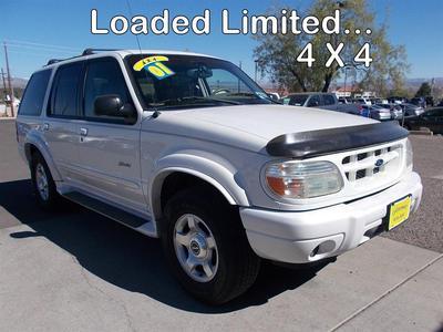 Ford Explorer 2001 for Sale in Cottonwood, AZ