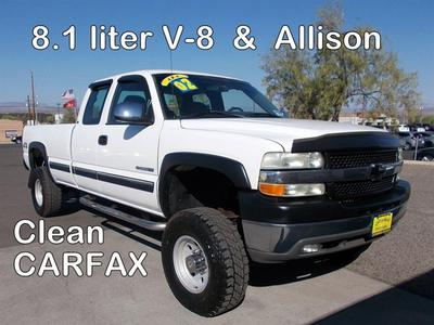 Chevrolet Silverado 2500 2002 for Sale in Cottonwood, AZ