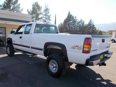 Chevrolet Silverado 2500 2002 a la Venta en Cottonwood, AZ