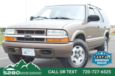Chevrolet Blazer 2004 for Sale in Longmont, CO