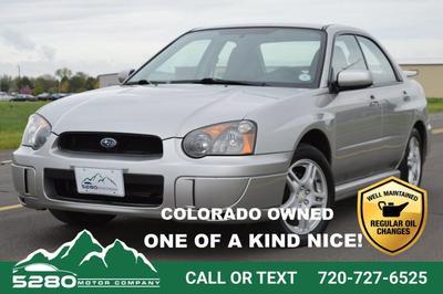 Subaru Impreza 2005 for Sale in Longmont, CO