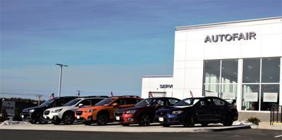AutoFair Subaru Image 4