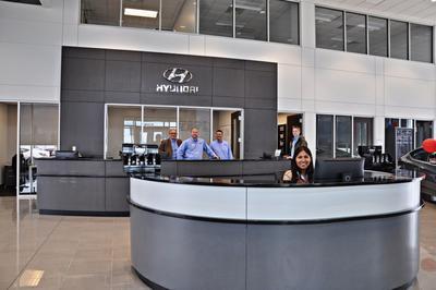 Safford Hyundai of Springfield Image 1
