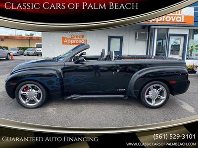 Chevrolet SSR 2003 for Sale in Jupiter, FL