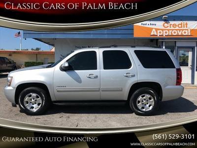 Chevrolet Tahoe 2014 for Sale in Jupiter, FL