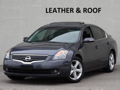 2007 Nissan Altima 3.5 SE for sale VIN: 1N4BL21E87N484413