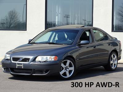 Used Volvo S60 Rs For Sale Less Than 10 000 Dollars Auto Com