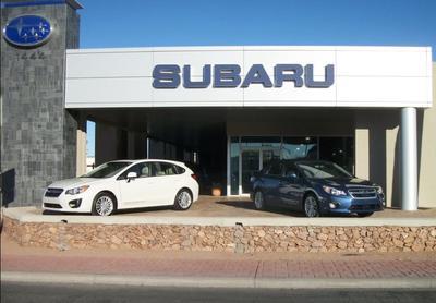 Subaru of El Paso Image 1