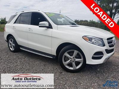 Mercedes-Benz GLE-Class 2016 for Sale in Farmington, NY