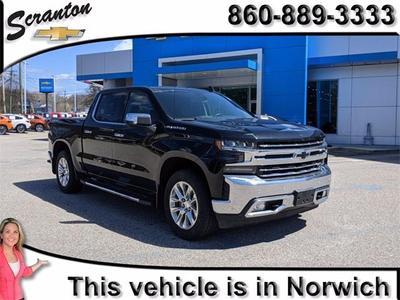 Chevrolet Silverado 1500 2019 for Sale in Norwich, CT