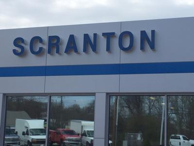 Scranton Chevrolet of Norwich Image 3