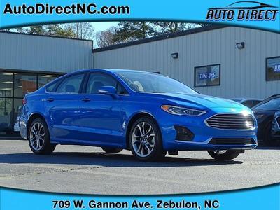 Ford Fusion 2020 a la venta en Zebulon, NC