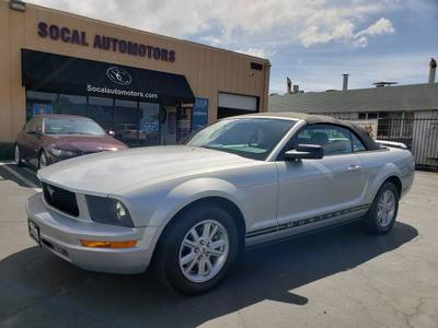 2005 Ford Mustang  for sale VIN: 1ZVFT84N655248198