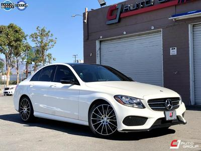 Mercedes-Benz C-Class 2017 for Sale in Alhambra, CA