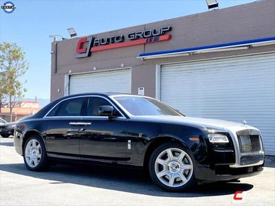 2010 Rolls-Royce Ghost  for sale VIN: SCA664S57AUX48920