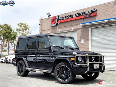 Mercedes-Benz G-Class 2014 for Sale in Alhambra, CA