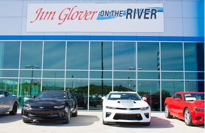 Jim Glover Chevrolet On The River In Tulsa Including Address