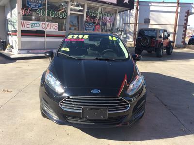 Ford Fiesta 2016 for Sale in Topeka, KS