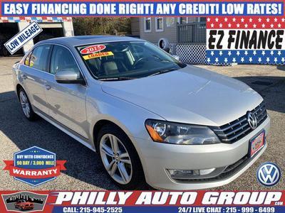 Volkswagen Passat 2015 for Sale in Levittown, PA