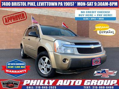 Chevrolet Equinox 2005 for Sale in Levittown, PA