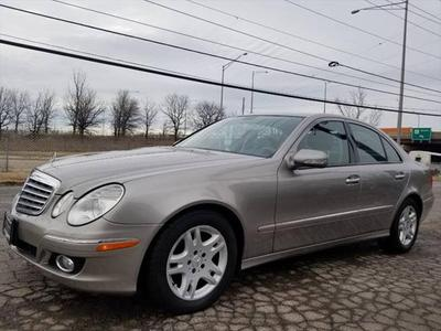 2007 Mercedes-Benz E-Class E320 Bluetec for sale VIN: WDBUF22X37B132558