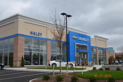 Haley Chevrolet Image 1