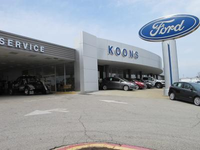 Koons Silver Spring Mazda Ford Lincoln Image 1