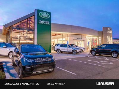 Jaguar, Land Rover of Wichita Image 5