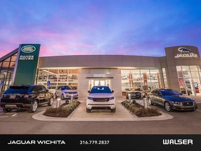 Jaguar, Land Rover of Wichita Image 6