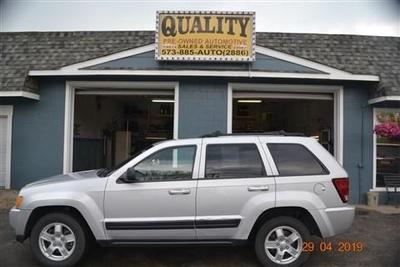 2006 Jeep Grand Cherokee Laredo for sale VIN: 1J4GS48K86C134147
