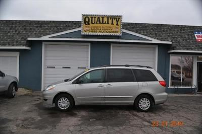 2006 Toyota Sienna LE for sale VIN: 5TDZA23C06S443583