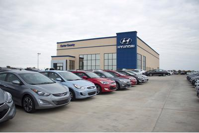 Carter County Hyundai Image 1