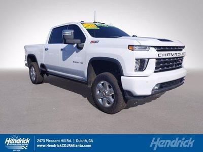 Chevrolet Silverado 2500 2021 for Sale in Duluth, GA