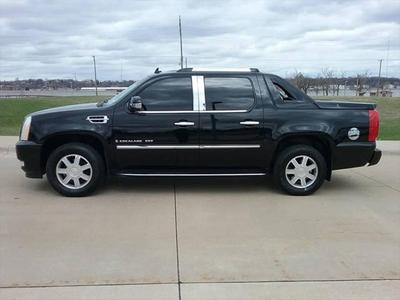 2008 Cadillac Escalade EXT  for sale VIN: 3GYFK62898G277581