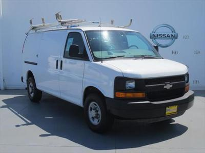 2010 Chevrolet Express 2500 Work Van for sale VIN: 1GCZGFBA4A1156579