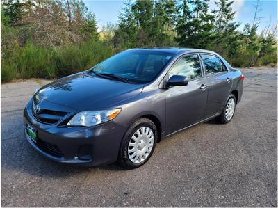 Toyota Corolla 2012 for Sale in Bremerton, WA