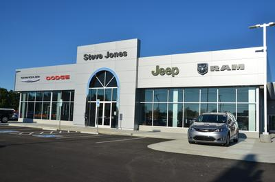 Steve Jones Chrysler Dodge Jeep RAM FIAT Image 2