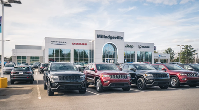 Milledgeville Chrysler Dodge Jeep Ram Image 4