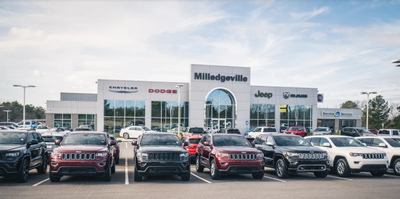 Milledgeville Chrysler Dodge Jeep Ram Image 5