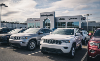 Milledgeville Chrysler Dodge Jeep Ram Image 6