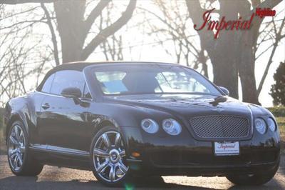 2007 Bentley Continental GT  for sale VIN: SCBDR33W47C048718