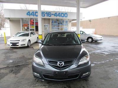 2009 Mazda Mazda3 s Touring for sale VIN: JM1BK343391219566