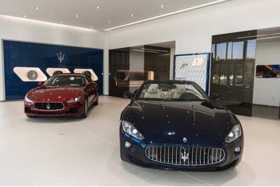 Maserati Alfa Romeo of St. Petersburg Image 5