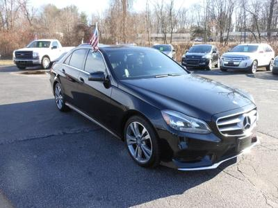 Mercedes-Benz E-Class 2014 for Sale in Norwich, CT