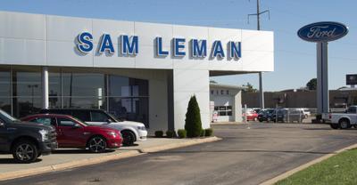 Sam Leman Ford Image 1
