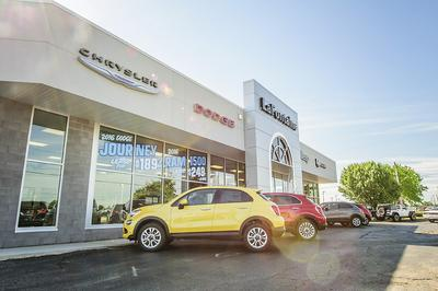 LaFontaine Chrysler Dodge Jeep Ram and Fiat of Lansing Image 1