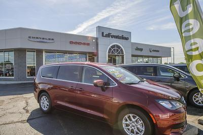 LaFontaine Chrysler Dodge Jeep Ram and Fiat of Lansing Image 7